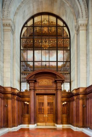 New York Public Library, Carrere and Hastings Architects