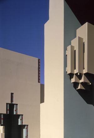 LA Civic Center, Charles Moore Architects