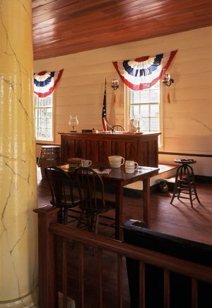 1836 Courthouse