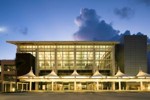 Miami International Airport, Bus Terminal