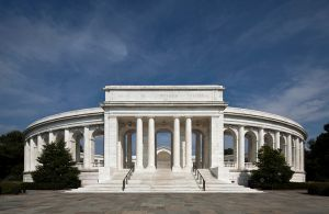 Arlington National Cemetery Amphitheater, Carrere & Hastings Architects