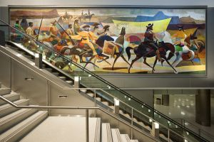 Carybe Mural, Miami International Airport