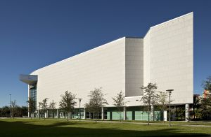 Frost Art Museum, FIU; Yann Weymoutn, HOK, Architects