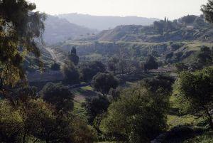 Hinnom Valley