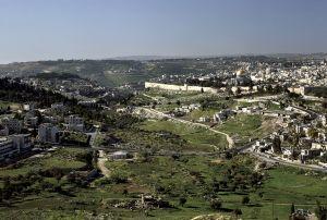 Jerusalem from the North