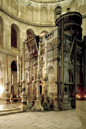 Tomb of the Holy Sepulchre