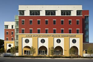 Palm Beach County Health Department, MGE Architects