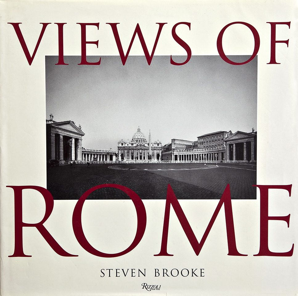 views of rome book cover