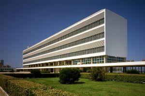 AGIP, Italy, Giuseppe Vaccaro Architect