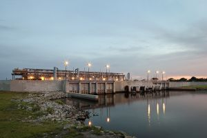 New Orleans Levee Pumping Station, Odebrecht Engineers