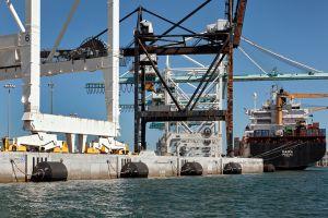 Port of Miami, Odebrecht Engineers