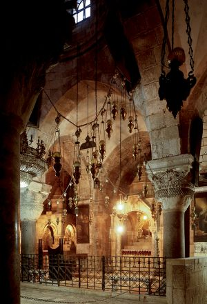Chapel of St. Helena, Jerusalem