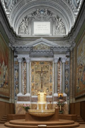 Cappella Paolina, Pope's Private Chapel in Rome