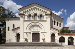 Riverside Baptist, Addison Mizner Architect