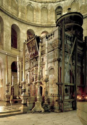 Tomb of the Holy Sepulcher, Jerusalem