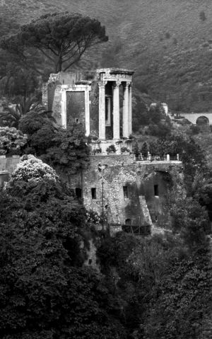 Temple of Sibyl