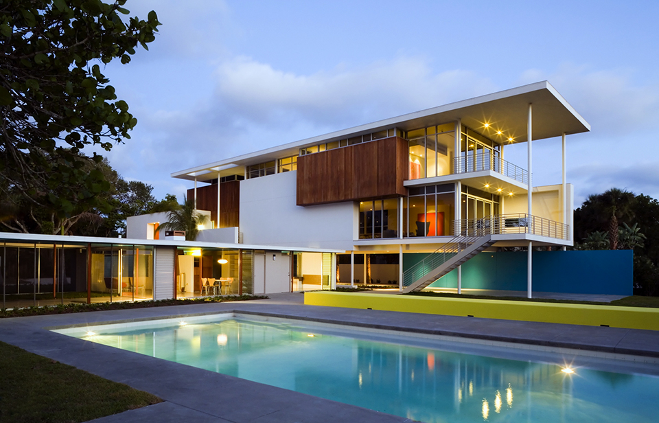 Residential architecture for Florida residential architects