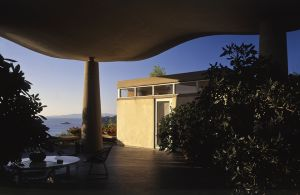 Residence in France, Philip Johnson Architect