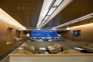 Delta Lounge, Rodriguez Quiroga Architects