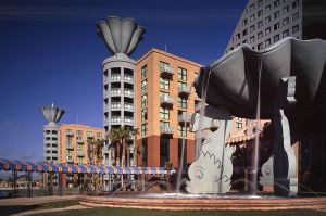 Dolphin Hotel at Disney, Michael Graves Architects