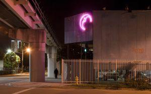 Mark Handforth Installation, Miami