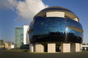 Tampa Museum of Science and Industry, Antoine Predock Architects