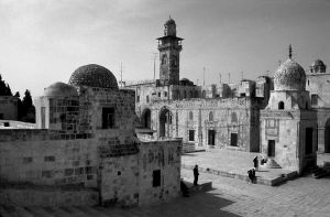 Temple Mount, Sabil
