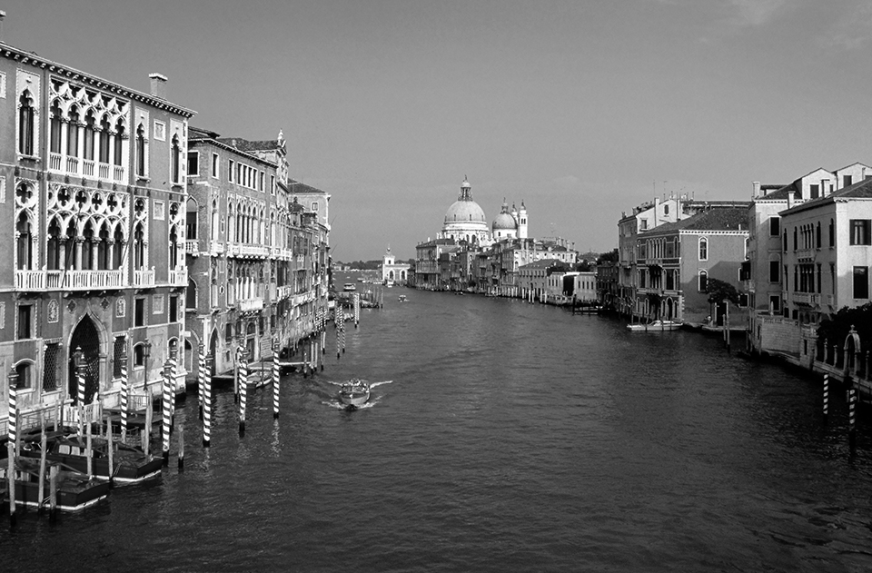 Views of venice prints