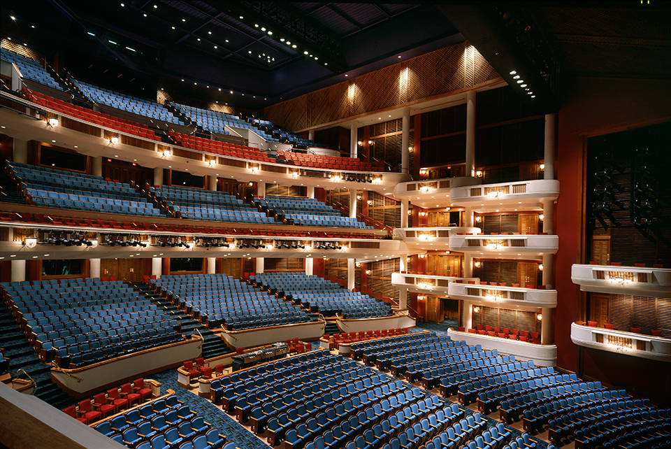 Performing Arts Centers And Theaters
