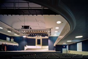 Artime Theater, Suzanne Martinson Architects