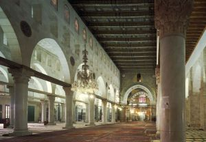 El Aqsa Mosque Interior