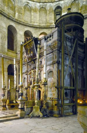 Tomb of Holy Sepulchre