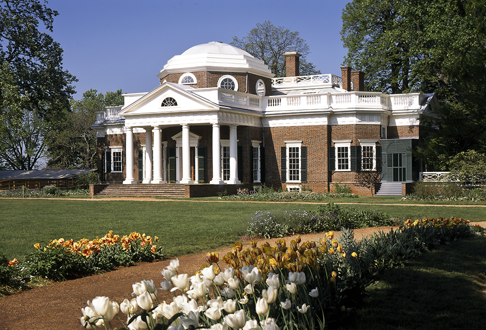 Historic Houses Of Virginia