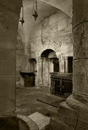 Prison of Christ, Church of the Holy Sepulchre