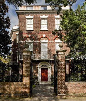 Nathaniel Russell House, South Carolina