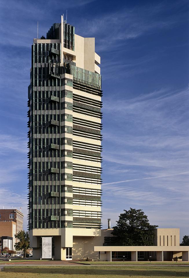 Price Tower Frank Lloyd Wright